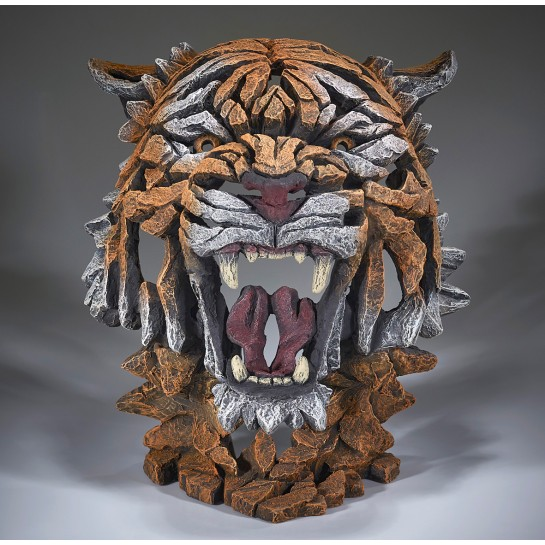Edge Sculpture Tiger Bust - Bengal
