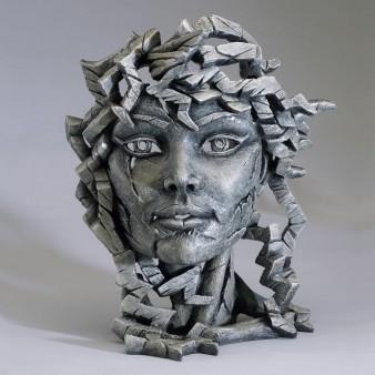 Edge Sculpture Venus Bust - Stone