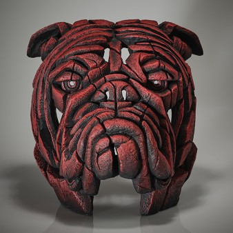 Edge Sculpture Bulldog Bust - Tommy K - Limited Edition 50
