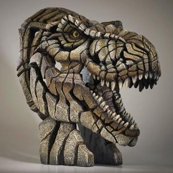 Edge Sculpture Tyrannosaurus Rex Bust