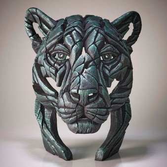 Panther Bust 'Dream Green' - Green - Limited Edition 100