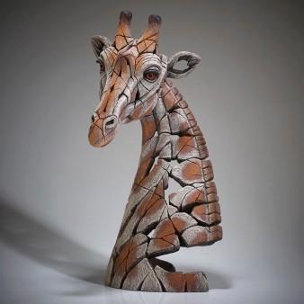 Edge Sculpture Giraffe Bust