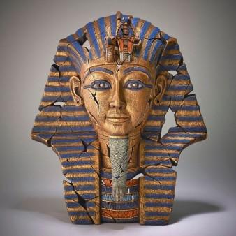 Edge Sculpture Tutankhamun Bust