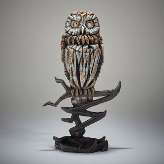 Edge Sculpture Owl - Tawny
