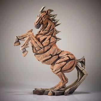 Edge Sculpture Horse - Palomino