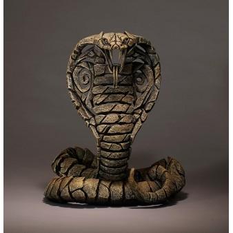 Edge Sculpture Cobra Snake - Desert