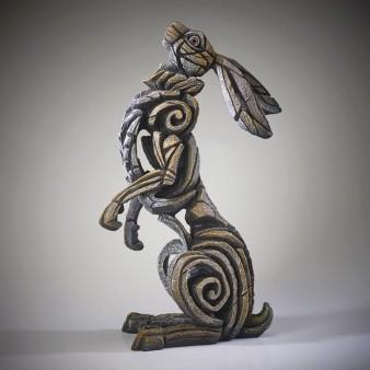 Edge Sculpture Hare - Star Gazer