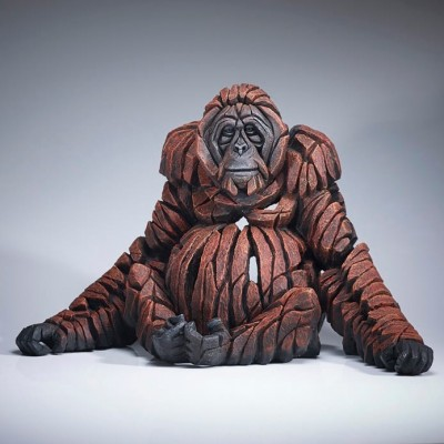 Edge Sculpture Orangutan