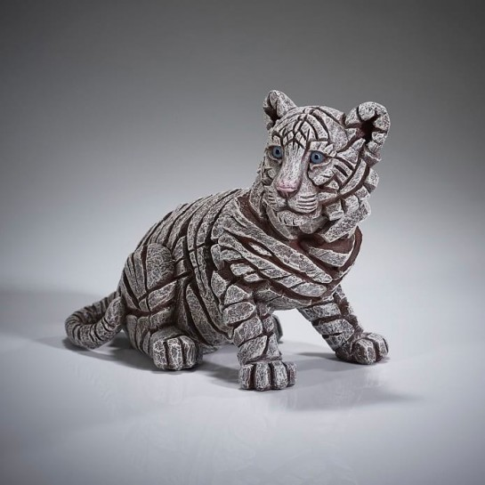 Edge Sculpture Siberian Tiger Cub