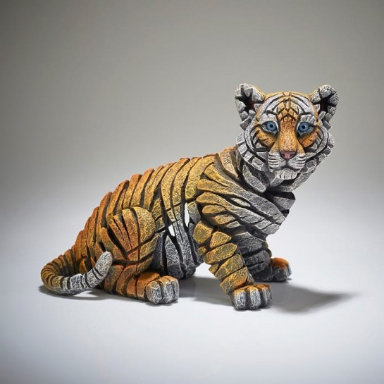 Edge Sculpture Tiger Cub