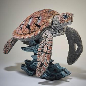 Edge Sculpture Sea Turtle