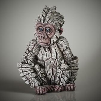 """White Baby Gorilla """"Snowflake"""""""