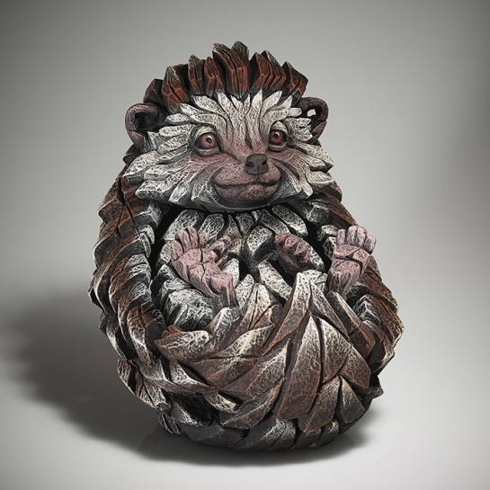 Edge Sculpture Hedgehog Figure