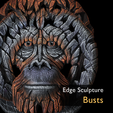 Edge Sculpture Busts