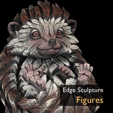 Edge Sculpture Figures